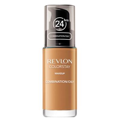 Colorstay Pump Combination/Oily Skin Revlon - Base Líquida - 400 Caramel