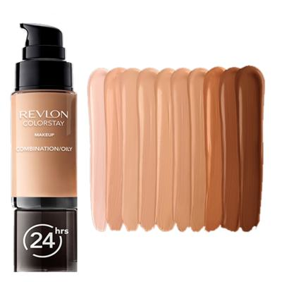 Imagem 3 do produto Colorstay Pump Combination/Oily Skin Revlon - Base Líquida - 400 Caramel