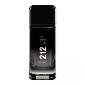 212 Vip Black Carolina Herrera - Perfume Masculino Eau de Parfum - 200ml