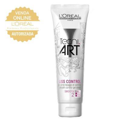 Imagem 1 do produto L'Oréal Professionnel Tecni Art Liss Control - Gel-creme de Pentear - 150ml