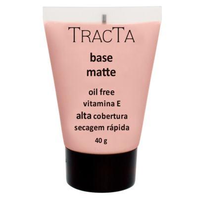 Base Facial Matte Tracta Oil Free - 01   40g