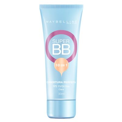 Imagem 1 do produto Base Facial Maybelline Super BB Cream - Claro