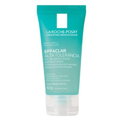 Imagem 1 do produto Gel de Limpeza Facial La Roche-Posay - Effaclar Alta Tolerância - 60g