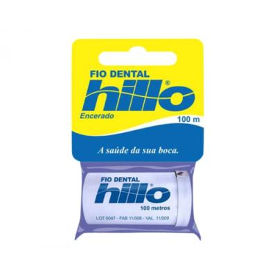 54be645bd Fio Dental Hillo Tradicional 100m - Farmácias APP - Farmácia Online ...