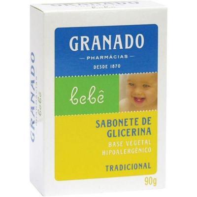 Imagem 1 do produto Sabonete em Barra Infantil Granado Tradicional 90g