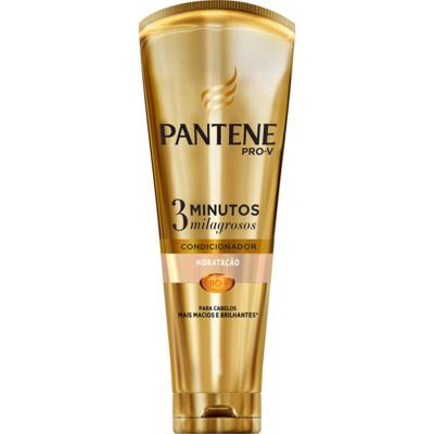 Imagem 1 do produto Condicionador Pantene Pro-v 3 Minutos Milagrosos Hidratação 170ml