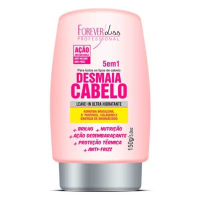 Leave-in Forever Liss Desmaia Cabelo 5 Em 1 150g