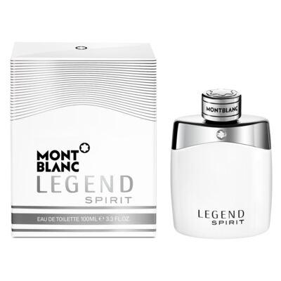 Imagem 2 do produto Legend Spirit Montblanc - Perfume Masculino - Eau de Toilette - 100ml