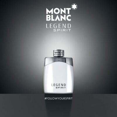 Imagem 3 do produto Legend Spirit Montblanc - Perfume Masculino - Eau de Toilette - 100ml