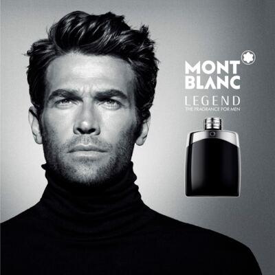 Imagem 3 do produto Legend Montblanc - Perfume Masculino - Eau de Toilette - 50ml