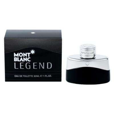 Imagem 2 do produto Legend Montblanc - Perfume Masculino - Eau de Toilette - 30ml