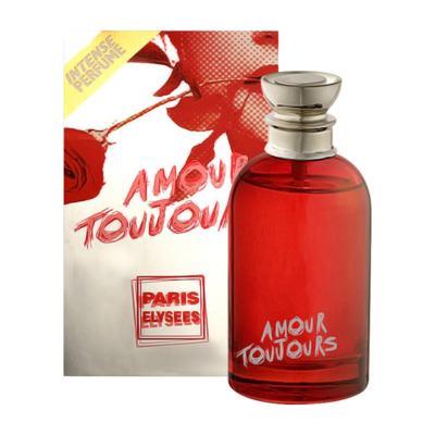 Imagem 1 do produto Amour Toujours De Paris Elysees Eau De Toilette Feminino - 100 ml