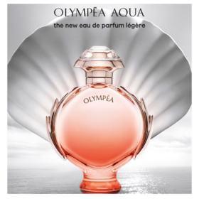Olympéa Aqua Paco Rabanne - Perfume Feminino - Eau de Parfum Légère - 30ml