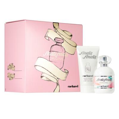 Imagem 1 do produto Cacharel Anais Anais - Kit Perfume Anais Anais Eau de Toilette + Loção Corporal - Kit