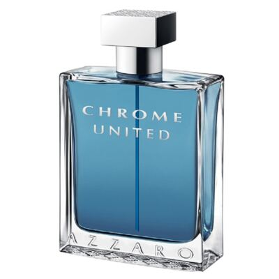 Chrome United Azzaro - Perfume Masculino - Eau de Toilette - 100ml