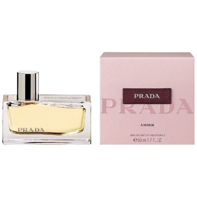 Prada Amber Prada - Perfume Feminino - Eau de Parfum - 50ml
