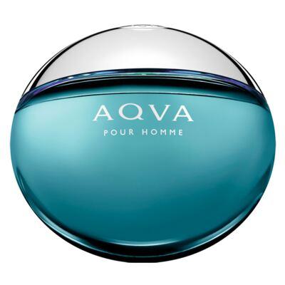 Aqva Pour Homme BVLGARI - Perfume Masculino - Eau de Toilette - 50ml