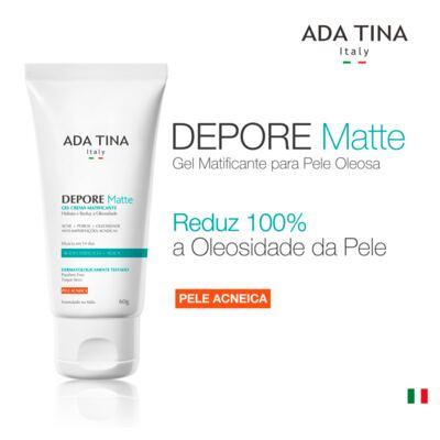 Imagem 2 do produto Depore Matte Ada Tina - Gel Matificante - 60g