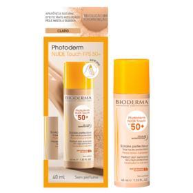 Protetor Solar Facial Photoderm Nude Touch - Claro Fps40   40ml