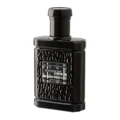 Handsome Black Paris Elysees - Perfume Masculino - Eau de Toilette - 100ml
