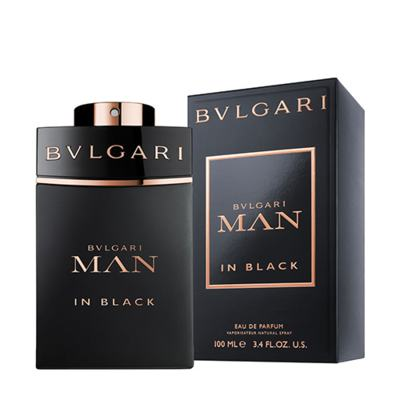 Imagem 5 do produto BVLGARI Man in Black BVLGARI - Perfume Masculino - Eau de Parfum - 100ml