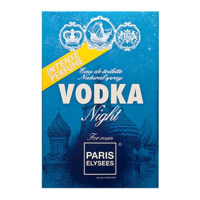 Imagem 2 do produto Vodka Night Paris Elysees - Perfume Masculino - Eau de Toilette - 100ml