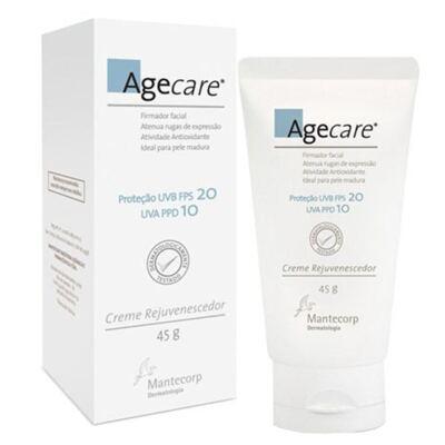 Imagem 2 do produto Loção Rejuvenescedora Fps20 Agecare - Rejuvenescedor Facial - 45g