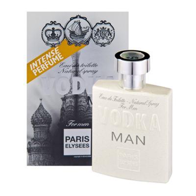 Imagem 3 do produto Vodka Man Paris Elysees - Perfume Masculino - Eau de Toilette - 100ml