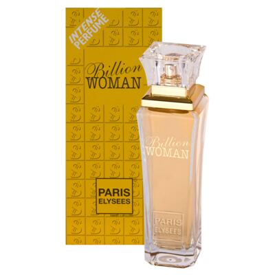 Imagem 2 do produto Billion Woman Paris Elysees - Perfume Feminino - Eau de Toilette - 100ml