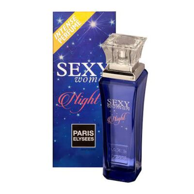 Imagem 2 do produto Sexy Woman Night Paris Elysees - Perfume Feminino - Eau de Toilette - 100ml