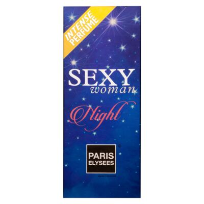Imagem 3 do produto Sexy Woman Night Paris Elysees - Perfume Feminino - Eau de Toilette - 100ml