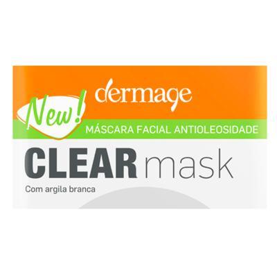 Imagem 2 do produto Máscara Facial Dermage - Clear Mask - 10g