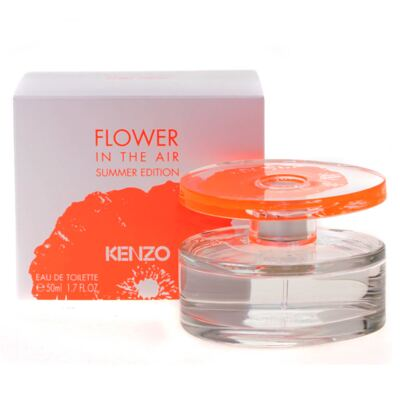Imagem 2 do produto Flower In The Air Summer Edition Kenzo - Perfume Feminino - Eau de Toilette - 50ml