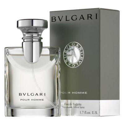 Imagem 2 do produto BVLGARI Pour Homme BVLGARI - Perfume Masculino - Eau de Toilette - 50ml