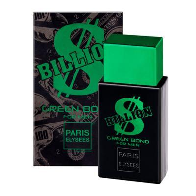 Imagem 4 do produto Perfume Masculino Paris Elysses Billion Green Bond Eau de Toilette - 100ml