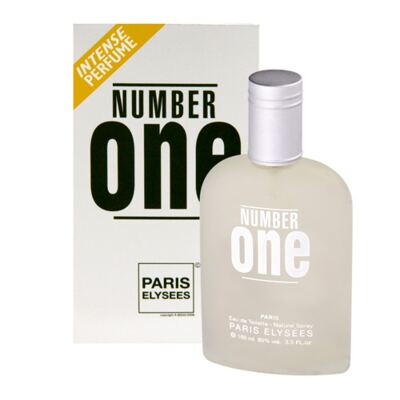 Imagem 3 do produto Number One Paris Elysees - Perfume Unissex - Eau de Toilette - 100ml