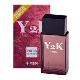 Perfume Masculino Paris Elysses Y2K 4Men Eau de Toilette - 100ml