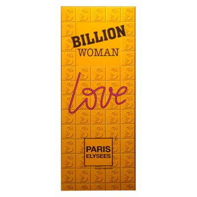 Imagem 3 do produto Billion Woman Love Paris Elysees - Perfume Feminino - Eau de Toilette - 100ml