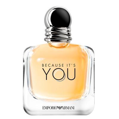 Because it's You She Giorgio Armani Perfume Feminino - Eau de Parfum - 100ml