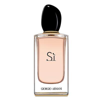 Imagem 1 do produto Si Giorgio Armani - Perfume Feminino - Eau de Parfum - 100ml