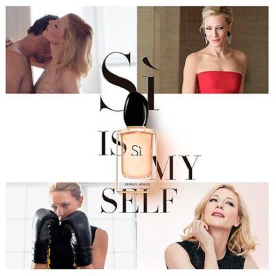 Imagem 4 do produto Si Giorgio Armani - Perfume Feminino - Eau de Parfum - 100ml