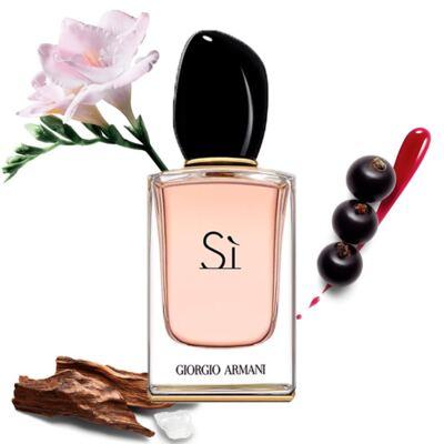 Imagem 3 do produto Si Giorgio Armani - Perfume Feminino - Eau de Parfum - 30ml