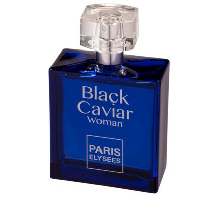 Black Caviar Woman Paris Elysees - Perfume Feminino - Eau de Toilette - 100ml