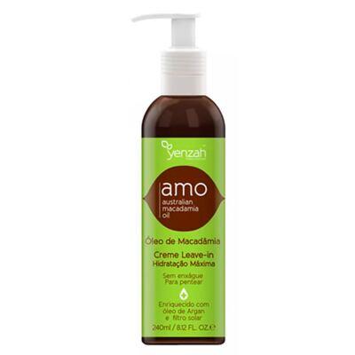 Imagem 2 do produto Kit Shampoo + Condicionador + Creme para Pentear Yenzah Amo - Kit