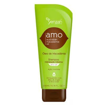 Imagem 4 do produto Kit Shampoo + Condicionador + Creme para Pentear Yenzah Amo - Kit