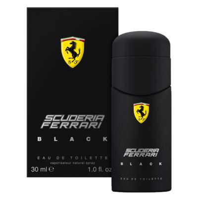 Imagem 3 do produto Scuderia Ferrari Black Ferrari - Perfume Masculino - Eau de Toilette - 30ml