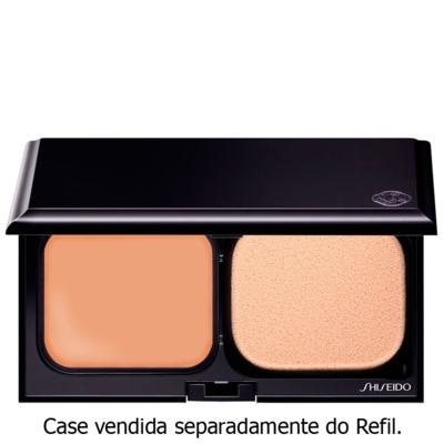 Sheer Matifying Compact Shiseido - Pó Compacto - WB40 - Natural Fair Warm Beige