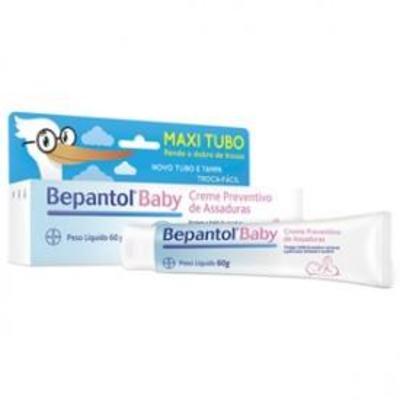 Bepantol Baby Creme Para Prevenção de Assaduras 60g