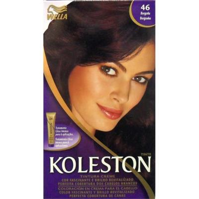 Imagem 1 do produto Tintura Permanente Koleston 46 Borgonha