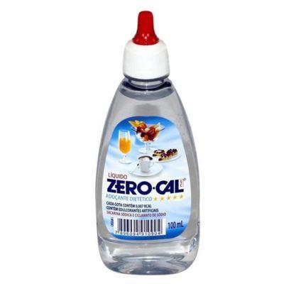 Imagem 1 do produto Adoçante Zero Cal 100ml
